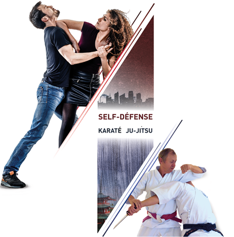 WadoClubDeLyon Self Défense Karate Wado-Ryu Ju-Jitsu